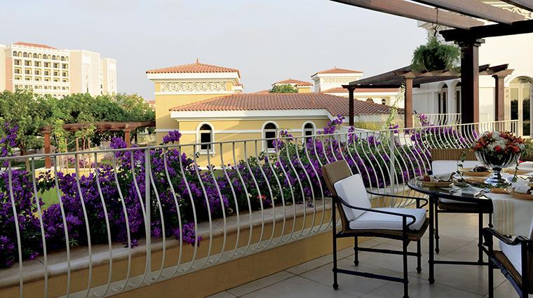 Property TheRitzCarltonAbuDhabiGrandCanal Hotel GuestroomSuite GardenSuiteTerrace TheRitzCarltonHotelCompanyLLC