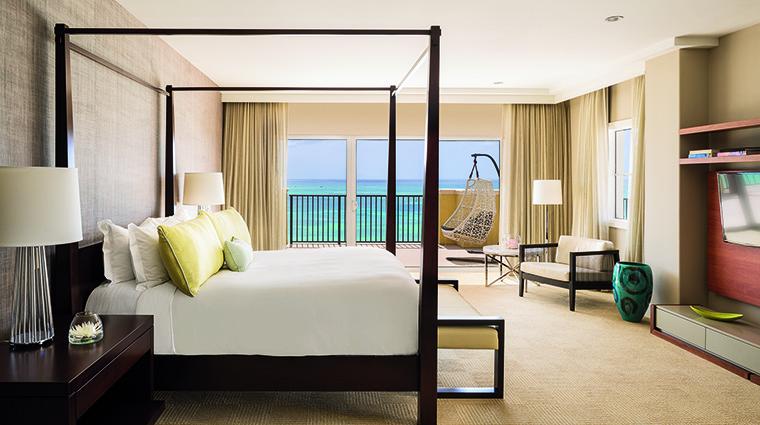 Property TheRitzCarltonAruba Hotel GuestroomSuite RitzCarltonSuiteBedroom TheRitzCarltonHotelCompanyLLC