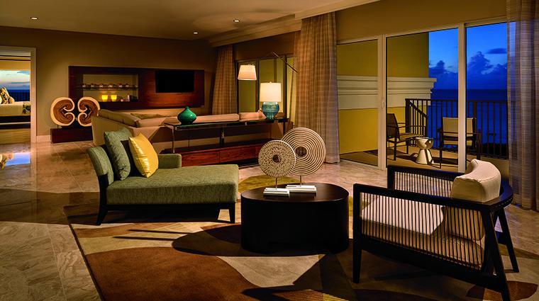 Property TheRitzCarltonAruba Hotel GuestroomSuite RitzCarltonSuiteLivingArea TheRitzCarltonHotelCompanyLLC