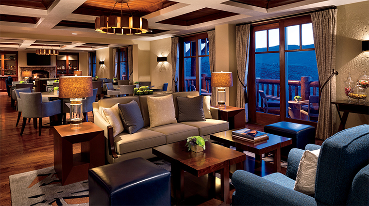 Property TheRitzCarltonBachelorGulch Hotel 6 GuestroomSuite PublicSpaces ClubLounge CreditTheRitzCarltonHotelCompanyLLC