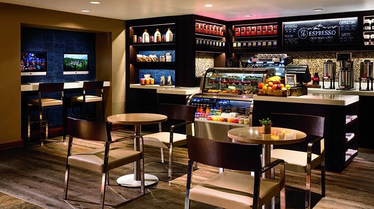 Property TheRitzCarltonBachelorGulch Hotel Dining EspressoBar16 TheRitzCarltonHotelCompanyLLC