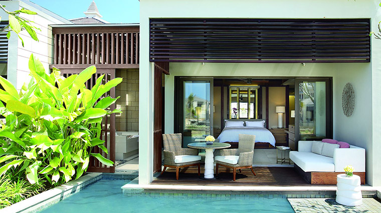 Property TheRitzCarltonBali Hotel GuestroomSuite ThePoolPavilion TheRitzCarltonHotelCompanyLLC