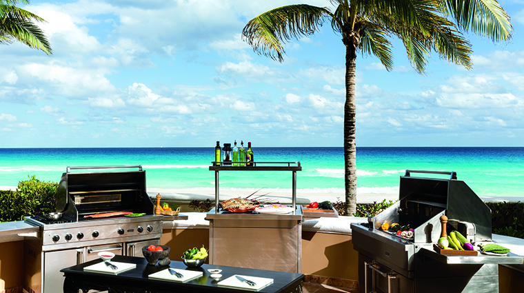 Property TheRitzCarltonCancun Hotel Activites TheCulinaryCenter TheRitzCarltonHotelCompanyLLC