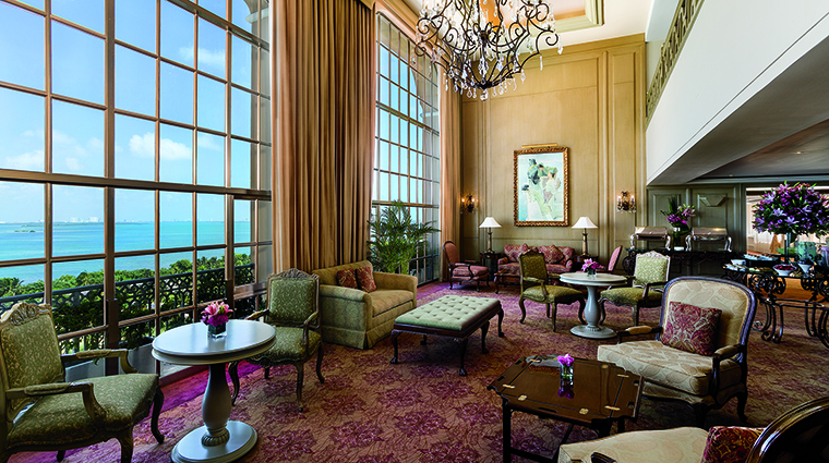 Property TheRitzCarltonCancun Hotel BarLounge ClubLounge TheRitzCarltonHotelCompanyLLC