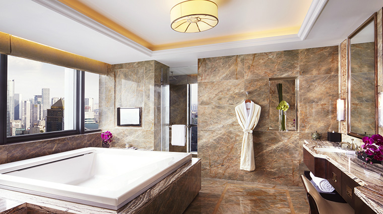 Property TheRitzCarltonChengdu Hotel GuestroomSuite PresidentialSuiteBathroom TheRitzCarltonHotelCompanyLLC