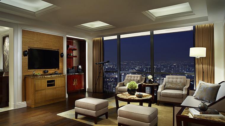 Property TheRitzCarltonChengdu Hotel GuestroomSuite TheRitzCarltonSuite TheRitzCarltonHotelCompanyLLC