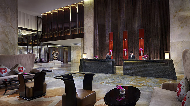 Property TheRitzCarltonChengdu Hotel PublicSpaces Lobby&Reception TheRitzCarltonHotelCompanyLLC