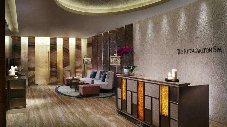 Property TheRitzCarltonChengdu Hotel Spa Reception TheRitzCarltonHotelCompanyLLC