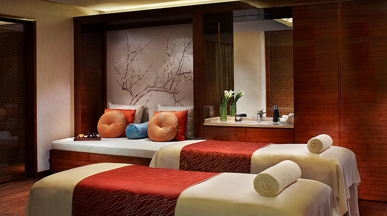 Property TheRitzCarltonChengdu Hotel Spa TreatmentRoom TheRitzCarltonHotelCompanyLLC