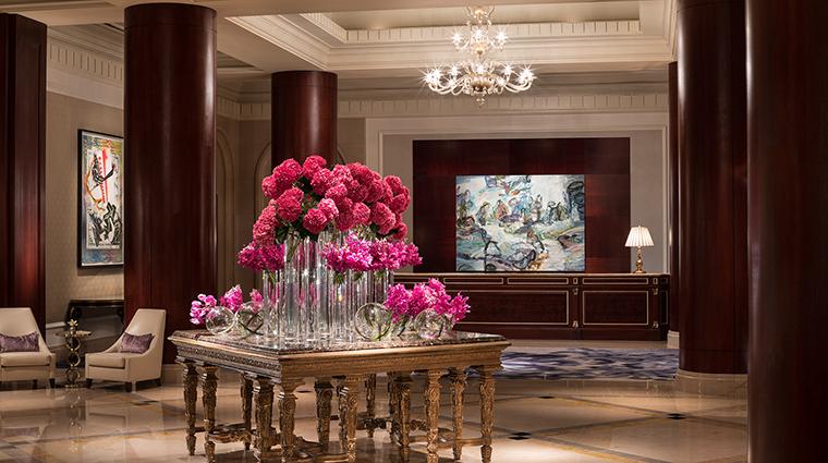 Property TheRitzCarltonDallas Hotel PublicSpaces Lobby&FrontDesk TheRitzCarltonHotelCompanyLLC