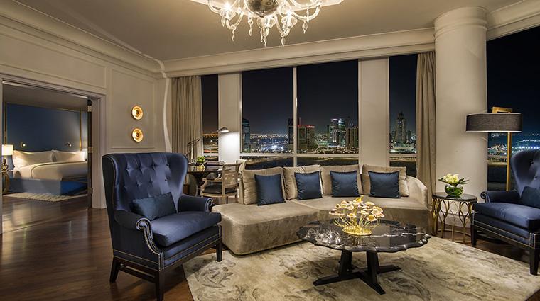 Property TheRitzCarltonDoha Hotel GuestroomSuite ClubExecutiveSuite TheRitzCarltonHotelCompanyLLC