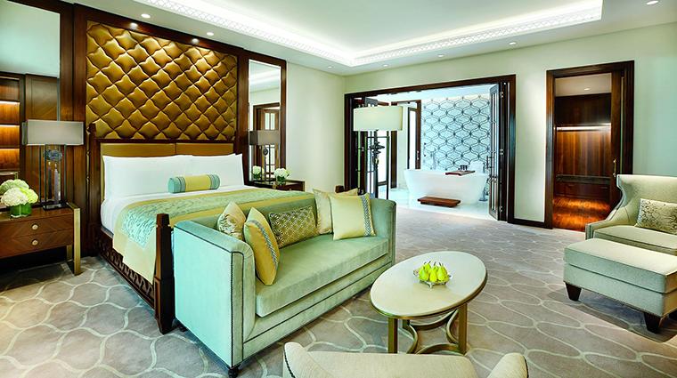 Property TheRitzCarltonDubai Hotel GuestroomSuite PresidentialSuiteBedroom TheRitzCarltonHotelCompanyLLC