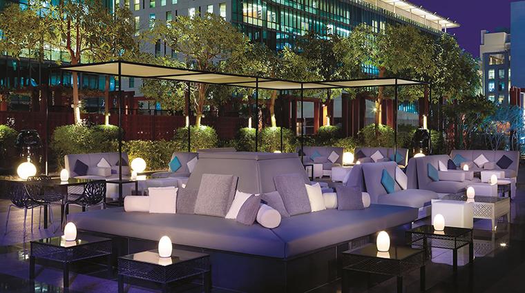 Property TheRitzCarltonDubaiInternationalFinancialCenter Hotel BarLounge No5Terrace TheRitzCarltonHotelCompanyLLC