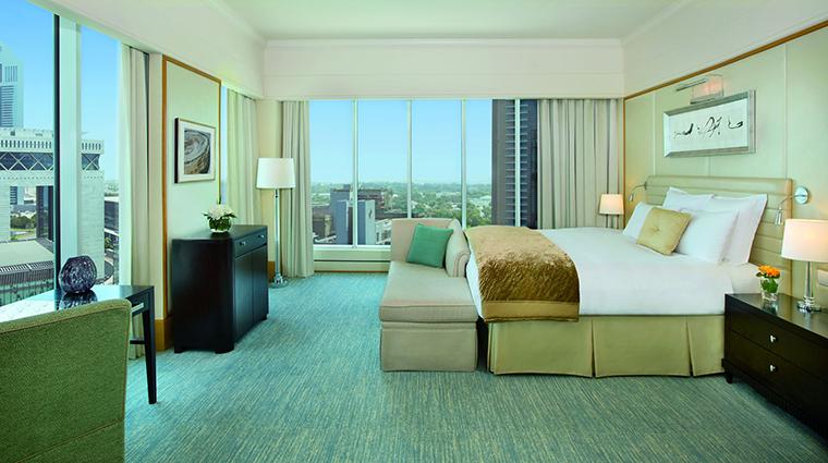 Property TheRitzCarltonDubaiInternationalFinancialCenter Hotel GuestroomSuite ExecutiveSuite TheRitzCarltonHotelCompanyLLC