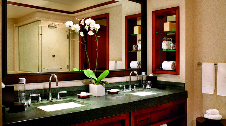 Property TheRitzCarltonGeorgetownWashingtonDC Hotel GuestroomSuite GuestBathroom TheRitzCarltonHotelCompanyLLC