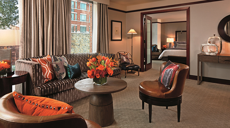 Property TheRitzCarltonGeorgetownWashingtonDC Hotel GuestroomSuite OneBedroomSuite TheRitzCarltonHotelCompanyLLC