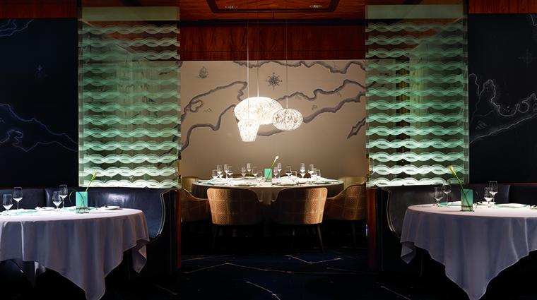 Property TheRitzCarltonGrandCayman Hotel Dining BluebyEricRipertPrivateDiningRoom TheRitzCarltonHotelCompanyLLC