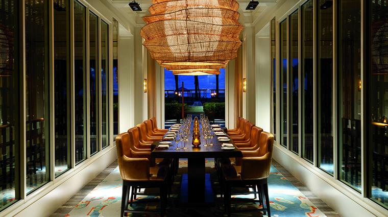 Property TheRitzCarltonGrandCayman Hotel Dining SEVENDiningRoom TheRitzCarltonHotelCompanyLLC