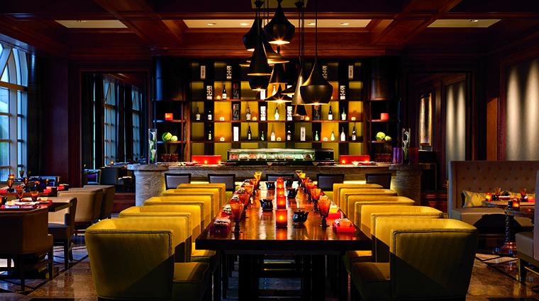 Property TheRitzCarltonGrandCayman Hotel Dining TaikunDiningRoom TheRitzCarltonHotelCompanyLLC