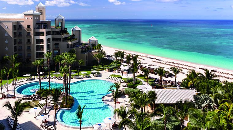 Property TheRitzCarltonGrandCayman Hotel PublicSpaces BeachfrontPoolandSevenMileBeach TheRitzCarltonHotelCompanyLLC