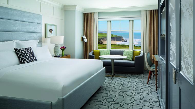 Property TheRitzCarltonHalfMoonBay Hotels GuestroomSuite 3OceanViewGuestroom TheRitzCarltonHotelCompanyLLC