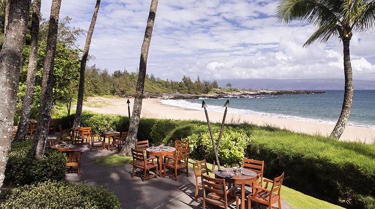 Property TheRitzCarltonKapalua Hotel Dining BurgerShackAlfrescoDining TheRitzCarltonHotelCompanyLLC