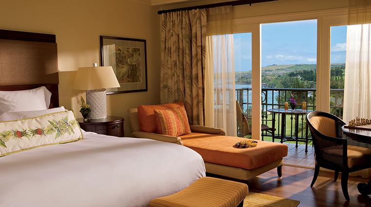 Property TheRitzCarltonKapalua Hotel GuestroomSuite OceanViewRoom TheRitzCarltonHotelCompanyLLC
