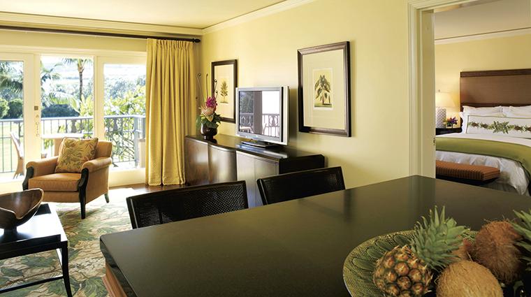 Property TheRitzCarltonKapalua Hotel GuestroomSuite ResidentialSuite TheRitzCarltonHotelCompanyLLC