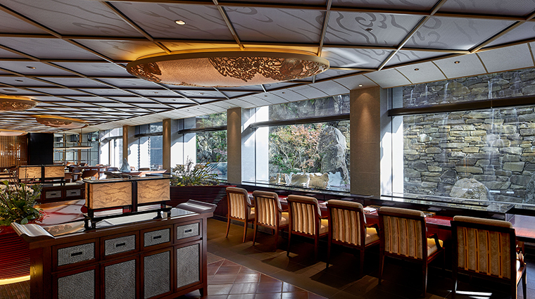 Property TheRitzCarltonKyoto Hotel Dining SushiMizukiCounter TheRitzCarltonHotelCompanyLLC