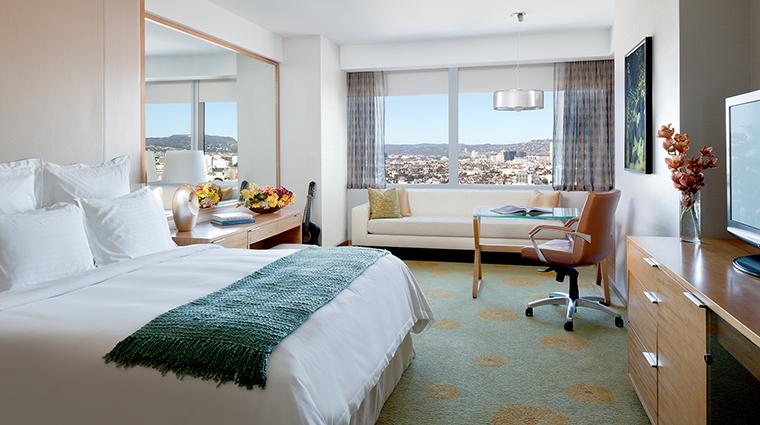 Property TheRitzCarltonLosAngeles Hotel GuestroomSuite DeluxeRoom TheRitzCarltonHotelCompanyLLC