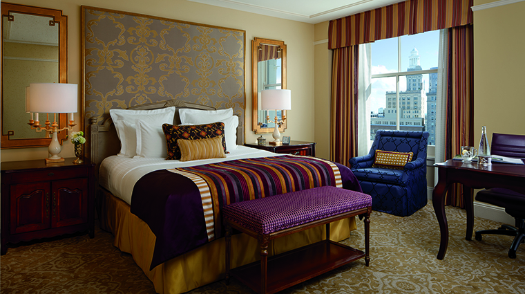 Property TheRitzCarltonNewOrleans Hotel GuestroomSuite DeluxeKingRoom TheRitzCarltonHotelCompanyLLC