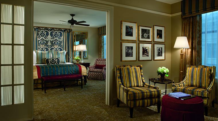 Property TheRitzCarltonNewOrleans Hotel GuestroomSuite Suite TheRitzCarltonHotelCompanyLLC