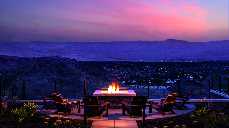 Property TheRitzCarltonRanchoMirage Hotel PublicSpaces Firepit TheRitzCarltonHotelCompanyLLC