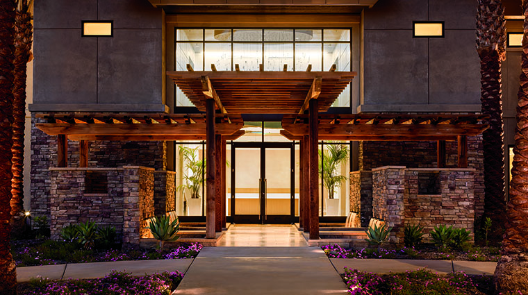 Property TheRitzCarltonRanchoMirage Hotel Spa SpaEntrance TheRitzCarltonHotelCompanyLLC