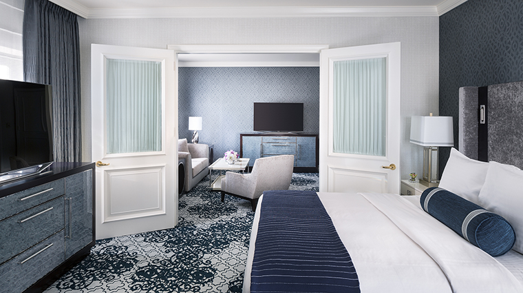 Property TheRitzCarltonSanFrancisco Hotel GuestroomSuite OneBedroomSuite TheRitzCarltonHotelCompanyLLC