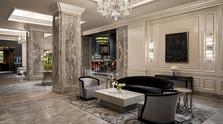 Property TheRitzCarltonSanFrancisco Hotel PublicSpaces Lobby TheRitzCarltonHotelCompanyLLC