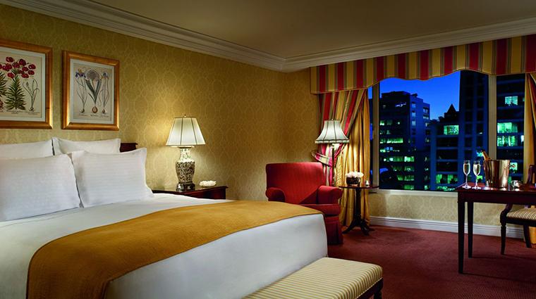 Property TheRitzCarltonSantiago Hotel GuestroomSuite DeluxeRoom TheRitzCarltonHotelCompanyLLC