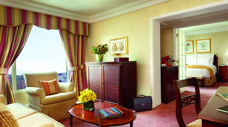 Property TheRitzCarltonSantiago Hotel GuestroomSuite JuniorSuite TheRitzCarltonHotelCompanyLLC