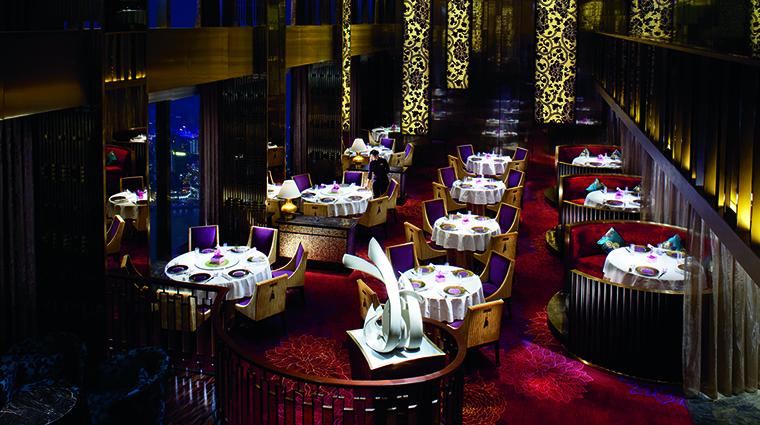Property TheRitzCarltonShanghaiPudong Hotel Dining JinXuanDiningRoom TheRitzCarltonHotelCompanyLLC