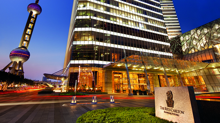 Property TheRitzCarltonShanghaiPudong Hotel Exterior Exterior TheRitzCarltonHotelCompanyLLC