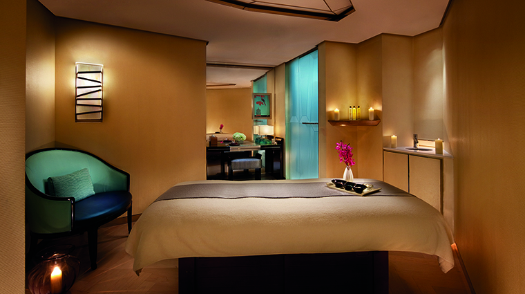 Property TheRitzCarltonShanghaiPudong Hotel Spa TreatmentRoom TheRitzCarltonHotelCompanyLLC