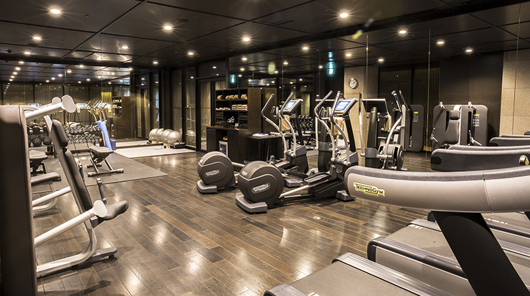 Property TheRitzCarltonSpaKyoto Spa FitnessCenter TheRitzCarltonHotelCompanyLLC