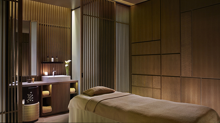 Property TheRitzCarltonSpaKyoto Spa TreatmentRoom TheRitzCarltonHotelCompanyLLC