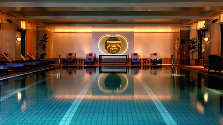 Property TheRitzCarltonSpaTokyo Spa SwimmingPool TheRitzCarltonHotelCompanyLLC