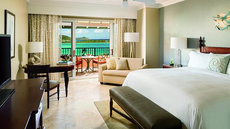 Property TheRitzCarltonStThomas Hotel GuestroomSuite KingRoom TheRitzCarltonHotelCompanyLLC