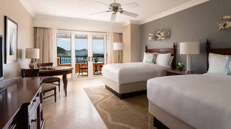Property TheRitzCarltonStThomas Hotel GuestroomSuite OceanVIewDouble TheRitzCarltonHotelCompanyLLC