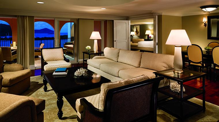 Property TheRitzCarltonStThomas Hotel GuestroomSuite PresidentialSuite TheRitzCarltonHotelCompanyLLC