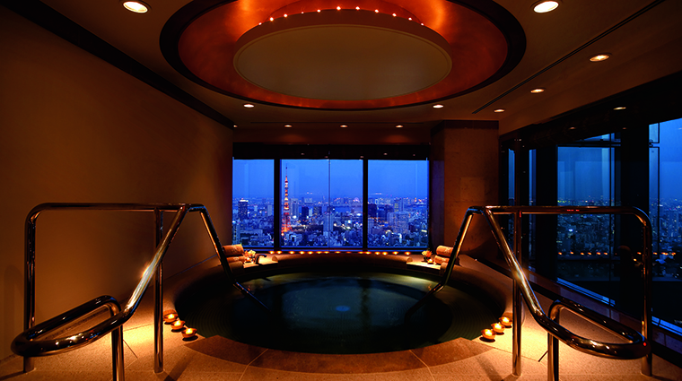 Property TheRitzCarltonTokyo Hotel Spa HotBath TheRitzCarltonHotelCompanyLLC