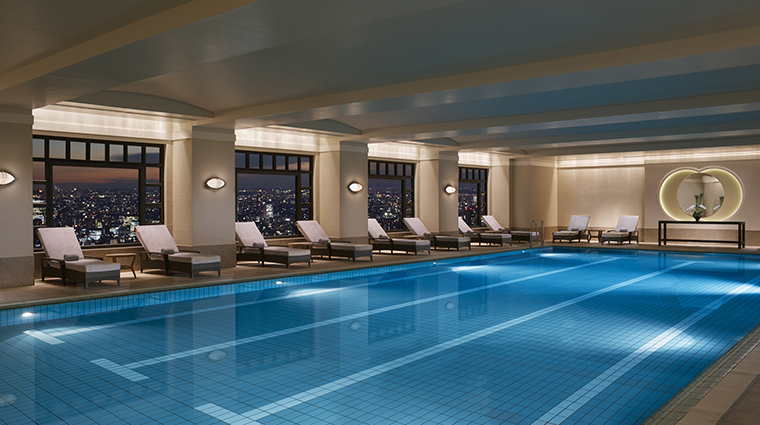 Property TheRitzCarltonTokyo Hotel Spa SwimmingPool TheRitzCarltonHotelCompanyLLC