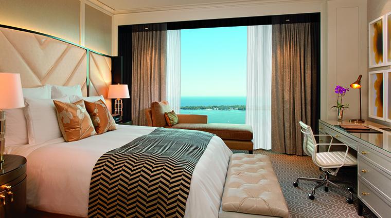 Property TheRitzCarltonToronto Hotel GuestroomSuite SimcoeSuiteBedroom TheRitzCarltonHotelCompanyLLC